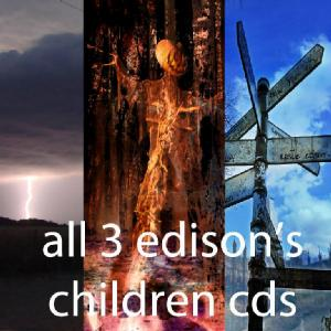 All 3 Full Length Edison's Children Albums Image